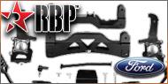 RBP Suspension Lift Kits <br>Ford