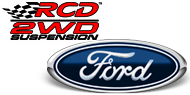 RCD Suspension <br>Ford 2WD