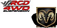 RCD Suspension <br>Dodge 4WD