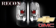 Recon</br> LED Tail Lights - Chevy/GMC