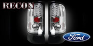 Recon </br> LED Tail Lights - Ford SuperDuty & F150