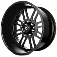 American Force Wheels<br> REBEL SS8 Black