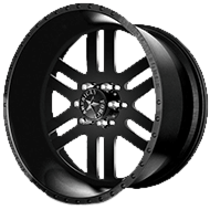 American Force Wheels<br /> REBEL SS6 Black