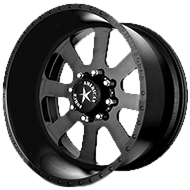 American Force RECON SS8 Black Wheels