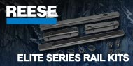 Reese Elite Series Rail Kits
