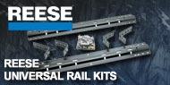Reese Universal Rail Kits
