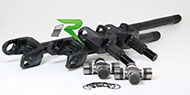 Revolution Gear & Axle<br /> Discovery Series Front  Axle Kit for  TJ, XJ, YJ, & WJ Dana 30 front W/5-760X U/joints