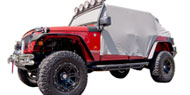Rugged Ridge Cab Cover<br /> JK Wrangler