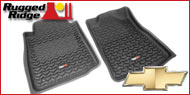 Rugged Ridge Truck <br>Chevy Floor Mats