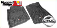 Rugged Ridge Truck <br>Nissan Floor Mats