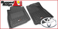 Rugged Ridge Truck <br> Toyota Floor Mats
