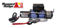 Rugged Ridge Winch and <br> Winch Accessories