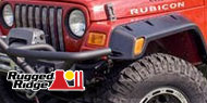 Rugged Ridge <br> All Terrain Fender Flares