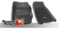 Rugged Ridge<br> Cargo Liners & Floor Mats