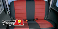 Rugged Ridge Jeep <br>Front & Rear Neoprene <br>Seat Covers