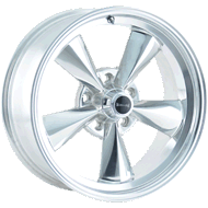 Ridler 675 Polished Wheels