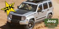 Rock Krawler <br>Jeep Liberty KK