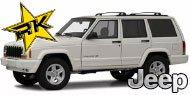 Rock Krawler <br>Jeep Cherokee XJ