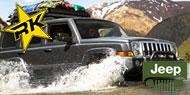 Rock Krawler <br>Jeep Commander XK