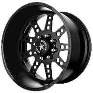 American Force Wheels<br> ROBUST SS8 Black