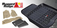Rugged Ridge<br />Floor Mats and <br>Floor Liners