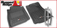 Rugged Ridge Lincoln <br> Truck Floor Mats