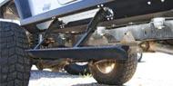 Rock Slide Engineering Step-Slider </br>for 1997-2006 Jeep Wrangler TJ