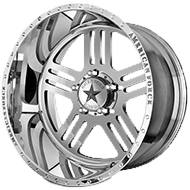 American Force RUSH SS5 Polished Wheels