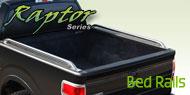 Raptor Series Truck Bed Rails