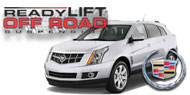 Cadillac <br>Ready Lift Leveling Kits