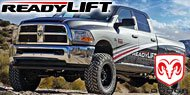 Dodge <br>Ready Lift Leveling Kits