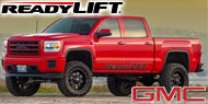GMC <br>Ready Lift Leveling Kits