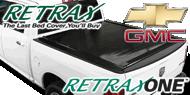 Chevy GMC RetraxONE <br>Tonneau Covers