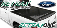 Ford RetraxONE <br>Tonneau Covers