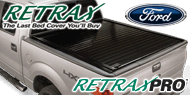 Ford RetraxPRO <br>Tonneau Covers
