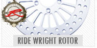 RideWright Brake Rotors