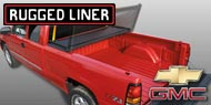 Chevy GMC Rugged Liner Tonneau Covers