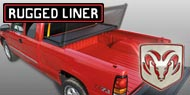 Dodge Rugged Liner Tonneau Covers