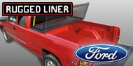 Ford Rugged Liner Tonneau Covers