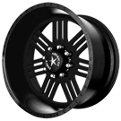 American Force Wheels<br> RUSH SS8 Black