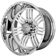 American Force RUSH SS8 Polished Wheels
