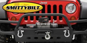 Smittybilt SRC Front Bumper