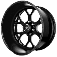 American Force Wheels<br /> SHIELD SS8 Black