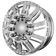 American Force Wheels<br> SHIFT Polished