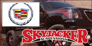 Skyjacker Suspension <br>Cadillac
