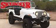 Skyjacker Jeep Suspension Lifts - CJ