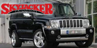 Skyjacker Jeep Suspension Lifts - Commander