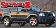 Skyjacker Jeep Suspension Lifts Cherokee/Wagoneer