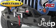 Smittybilt SRC Carbine Bumper<br/> 07-17 Jeep Wrangler JK