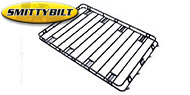 Smittybilt Defender Roof Rack for Vans/Motorhomes 5 x 9.5 x 4in. - Bolt-Together Rack (AM Mounted, CL Kit Included)